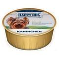 Happy Dog Консервы паштет для собак Кролик