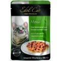 Edel Cat Пауч для кошек кусочки в соусе с Индейкой и Уткой