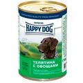 Happy Dog Консервы для собак Телятина с овощами
