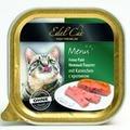 Edel Cat Консервы для кошек паштет с Кроликом
