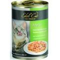 Edel Cat Консервы для кошек кусочки в соусе с Индейкой и Печенью