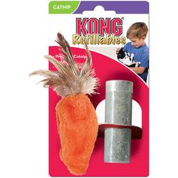 """Kong Игрушка для кошек """"Морковь"""""""