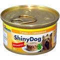 Gimpet ShinyDog Консервы для собак Тунец с Говядиной