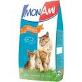 MonAmi Cухой корм для кошек Мясное ассорти