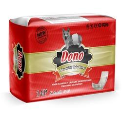 Dono Одноразовые впитывающие пояса для кобелей Male Pet Diaper