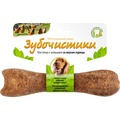 Зубочистики Косточка для собак 10-25кг с кальцием со вкусом Курицы