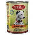 Berkley Консервы для собак Ягненок с рисом