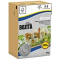 Bozita Kitten консервы для котят и беременных кошек кусочки в желе с Курицей
