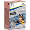 Bozita Large консервы для кошек крупных пород кусочки в желе с Лососем