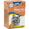 Bozita Консервы для кошек кусочки в соусе Мясной коктейль