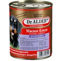 Dr. Alder`s Гарант Консервы для собак Ягненок