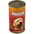 Dr. Alder`s Дог Гарант Консервы для собак кусочки в желе Мясо