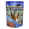 Ночной Охотник Пауч для кошек кусочки в желе Мясное ассорти