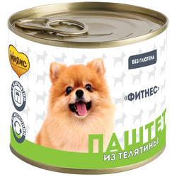 Мнямс Паштет из телятины для собак всех пород «Фитнес»