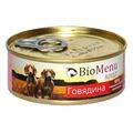 Bio Menu Консервы для собак Говядина