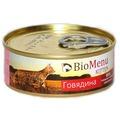 BioMenu Консервы для котят паштет с Говядиной