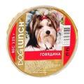 Dog Lunch Консервы для собак крем-суфле Говядина