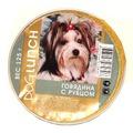Dog Lunch Консервы для собак Говядина с рубцом