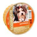 Dog Lunch Консервы для собак Цыпленок