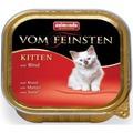 Animonda Vom Feinsten Kitten консервы для котят с Говядиной