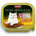 Animonda Vom Feinsten Adult для кошек с мясом Домашней птицы и Телятиной