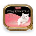 Animonda Vom Feinsten Adult консервы для кошек с сердцем Индейки