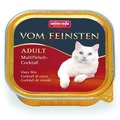 Animonda Vom Feinsten Adult для кошек коктейль из разных сортов мяса