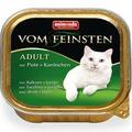 Animonda Vom Feinsten Adult консервы для кошек с Индейкой и Кроликом