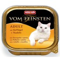 Animonda Vom Feinsten Adult консервы для кошек с Домашней птицей и пастой