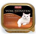 Animonda Vom Feinsten Adult консервы для кошек с Куриной печенью