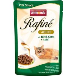 Animonda Rafine Soupe Adult пауч для кошек из Говядины, гуся и яблоком