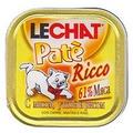 Lechat Консервы для кошек с Мясом, Уткой и рисом
