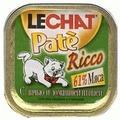 Lechat Консервы для кошек с Дичью и домашней Птицей