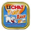 Lechat Консервы для кошек с кусочками Тунца, Океан. рыбой и рисом