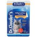 Dr. Clauder`s Пауч для кошек с Домашней птицей и Почками