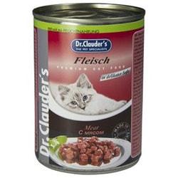 Dr. Clauder`s Консервы для кошек с Мясом