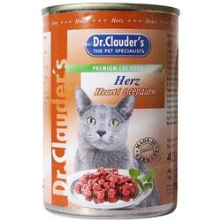Dr. Clauder`s Консервы для кошек с Сердцем