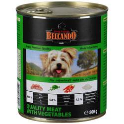 Belcando Консервы для собак Мясо с Овощами