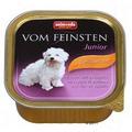 Animonda Vom Feinsten Junior для щенков с Печенью домашней птицы
