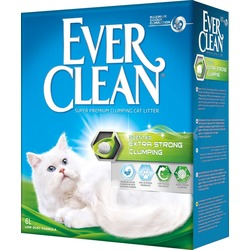 Ever Clean Extra Strong Clumping Scented комкующийся наполнитель c ароматизатором