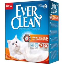 Ever Clean Комкующийся наполнитель Мгновенный контроль запахов Fast Acting