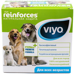 VIYO Reinforces All Ages Dog пребиотический напиток для собак всех возрастов
