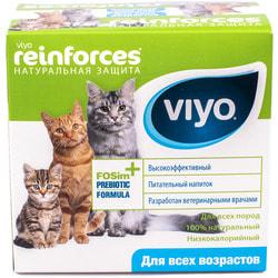 VIYO Reinforces All Ages Cat пребиотический напиток для кошек всех возрастов