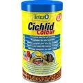 Tetra Cichlid Colour корм для всех видов цихлид для улучшения окраса