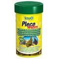 Tetra Pleco Veggie Wafers корм-пластинки с добавлением цукини для донных рыб