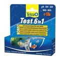 Tetra Тест 6 в 1 GH/kH/NO2/NO3/pH/Cl полоски для пресной воды