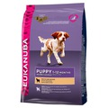 Eukanuba Корм для щенков ягненок и рис. Puppy&Junior Lamb&Rice