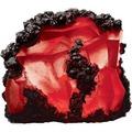 H2show Декорация Красный Рубин + красная подсветка