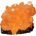 H2show Декорация Оранжевый Цитрин + оранжевая подсветка