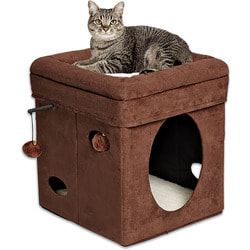 MidWest Домик для кошки Currious Cat Cube